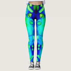Ether KCBLS Leggings. 40% OFF Leggings – Use CODE: ZCYBERMONDAY 'til MidniteTonite 11-27-17. Your legs will be trippin' groovy throughout the day when you set the trend with these intensely psychedelic leggings. The art is created from my Kinetic Collage light show photos. The image is mirrored on either side to create an alien skin look. Over 3000 products at my Zazzle online store. Open 24/7  World wide! Unique items just for you…