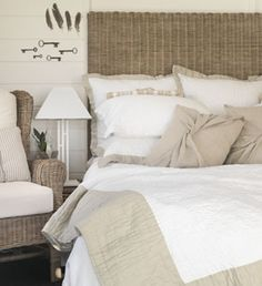 Bedroom neutraal colors