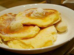 これからの季節に♪ココロも温まる銀座のジンジャーパンケーキ