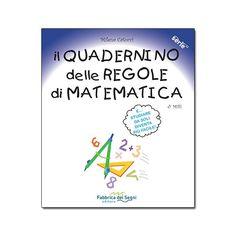 Quadernino delle REGOLE DI MATEMATICA (1)