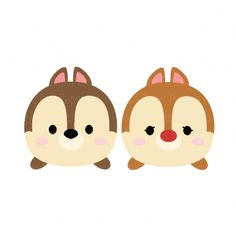 Chip and Dale Stacks Tsum Tsum Coloring Pages, Disney Coloring Pages, Tsum Tsum Party, Disney Tsum Tsum, Baby Disney, Disney Art, Tsum Tsum Wallpaper, Tsumtsum, Belly Painting