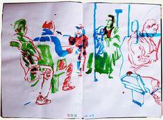 Urban Sketchers: João Catarino