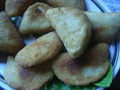 Receita de Rissóis de Carne .:. Kitchenet .:. Livro de culinária do aeiou