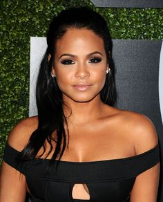 Christina Milian (Christina Flores) (September 26, 1981) American singer, songwriter and producer.