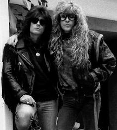 Joe Lynn Turner  (Rainbow, Deep Purple) & Tony Harnell (TNT)