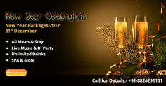 New year packages 2017 Unlimited party Book Now call-08130781111