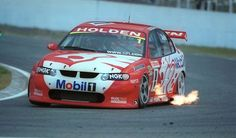 HRT - Mark Skaife 2001 V8 Supercar Champion Australian V8 Supercars, Road Racing, Cars And Motorcycles, Nascar, Touring, Cool Cars, Race Cars, Super Cars, Vehicles