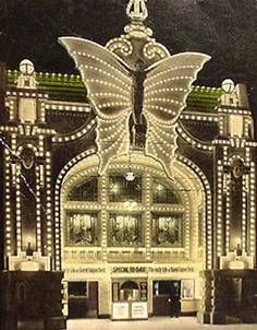 The Butterfly Theatre, Milwaukee, Wisconsin