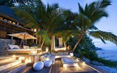 Tropical Beach House - Ideas for Tropical House