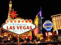 5.Las vegas: Casinos para que pases días y noches enteras sin sentir el cambio de hora, fiestas a más no dar, opciones para sentir que la vida es solo una, en un solo lugar.