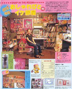 Junko Mizuno's Room