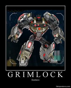 Transformers Fall of Cybertron Grimlock by Onikage108.deviantart.com on @deviantART