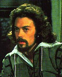 Tim Curry as William Shakespeare
