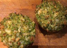 Brokolicové mufiny
