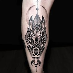 Anubis dotwork joint by Spencer . - Anubis dotwork joint by Spencer - Forearm Tattoos, Body Art Tattoos, Hand Tattoos, Small Tattoos, Tattoos For Guys, Sleeve Tattoos, Arabic Tattoos, Anubis Tattoo, Epic Tattoo