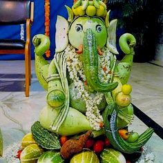 I just thought this Ganesha was cool :)