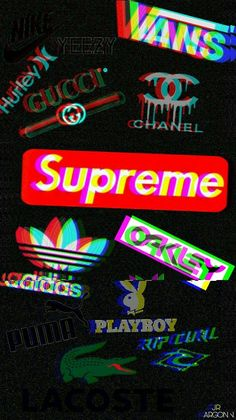 Supreme Wallpaper Bot Supreme Supreme HD   Wallpaper iphone     Find this Pin and more on Pap    is de parede by Olavo Breites