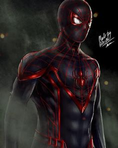 Miles Morales Spider Man Appreciation - Page 181 Marvel Comics, Marvel Comic Universe, Marvel Art, Marvel Heroes, Marvel Characters, Spiderman Pictures, Spiderman Costume, Spiderman Spider, Amazing Spiderman