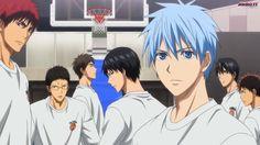 Kuroko no basket- Seirin Vs. Rakuzan