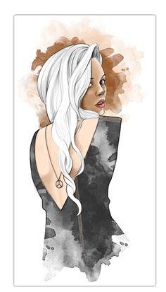 by Mustafa Soydan | Fashion Illustrations