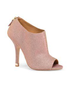 new product 84ef5 fbd94 Badgley Mischka Mysti Peep Toe High Heels Dream Shoes, Badgley Mischka,  Shoe Closet,