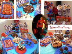 Spider-Man Party