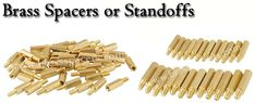 Are you finding number one quality of #BrassSpacersManufacturer, #BrassStandoffs producer and exporter in world wide as per customer's needs and requirements? Visit @ http://www.brassspacers.com/product/brass-spacers-standoffs/