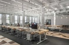 A Beautiful Chicago-Based Coworking Space. Coworking done right