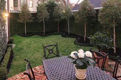 pretty small garden, inspiration