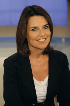 Savannah Guthrie (Today on NBC) - haircut...(eventually)...and gradually the color, maybe?