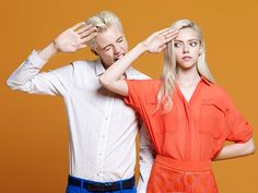 Lucky and Pyper Lucky B Smith, Aesthetic Statue, Pyper America Smith, Emperors New Clothes, Lucky Blue, Stylish Couple, Young Models, Will Smith, New Outfits
