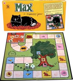 Max A Co-operative Game from Family Pastimes