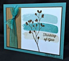 Create with Alyson: Thinking of You Cards...