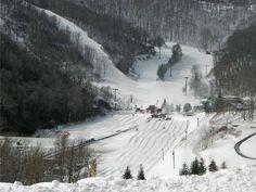 Hawksnest: The Largest Snow Tubing Park on the East Coast!  www.MountainsofNC.com