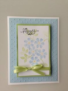 SAB 2013 Bloomin Marvelous by Dobeluvr94 - Cards and Paper Crafts at Splitcoaststampers
