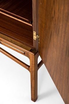 Carl-Axel Acking cabinet in mahogany at Studio Schalling