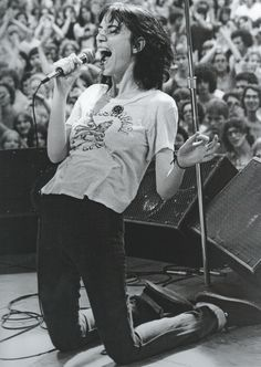 Explore releases from Patti Smith at Discogs. Shop for Vinyl, CDs and more from Patti Smith at the Discogs Marketplace. Patti Smith Quotes, El Rock And Roll, Alternative Rock, Estilo Rock, Musica Popular, Idole, Music Icon, Shows, Rockers