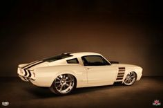 Kindig-It Designs' '68 BOSS Mustang Is Nothing Short of Amazing