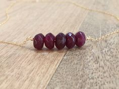 Hey, I found this really awesome Etsy listing at https://www.etsy.com/listing/449071580/ruby-necklace-ruby-jewelry-gold-ruby