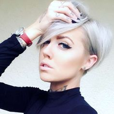 Short Hairstyle 2018 – 33