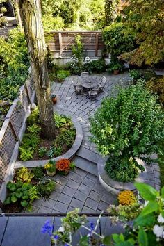1000+ ideas about Small Patio Gardens on Pinterest | Patio gardens ...