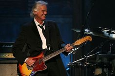 Jimmy Page and a Fender Electric XII