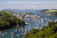 Fowey Golant Autumn Things To Do | Seasonal Activities Cornwall | Cormorant Hotel & Restaurant