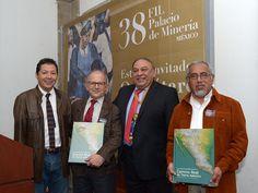 NUEVA PUBLICACIÓN DEL CAMINO REAL DE TIERRA ADENTRO, UNA JOYA DE LA FERIA DEL LIBRO DE MINERÍA
