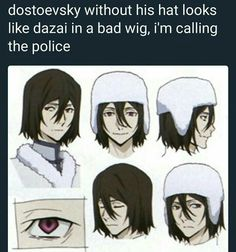 But for real tho Stray Dogs Anime, Bongou Stray Dogs, Dog Memes, Funny Memes, Haikyuu, Good Books, Fuzz, Random, Otaku