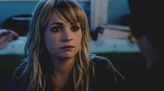 Britt Robertson in the film 'The First Time' (2012)