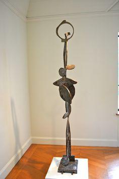 Sculpture by David Smith Metal Art Sculpture, Abstract Sculpture, Sculpture Garden, Steel Sculpture, Sculpture Ideas, Storm King Art Center, David Smith, Steel Art, Welding Art