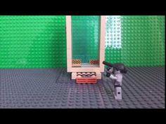 Short Lego/Kreo stop motion clip. - YouTube
