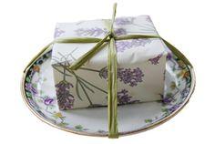 Lavender Soap & Vintage Saucer
