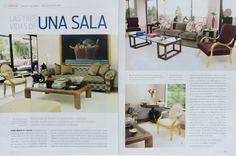 Living Room by MDeM / Sala por MDeM